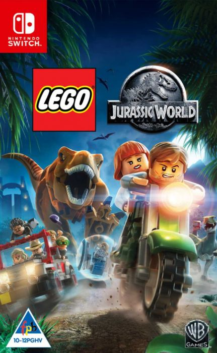 LEGO Jurassic World (STEAM Key) Region Free
