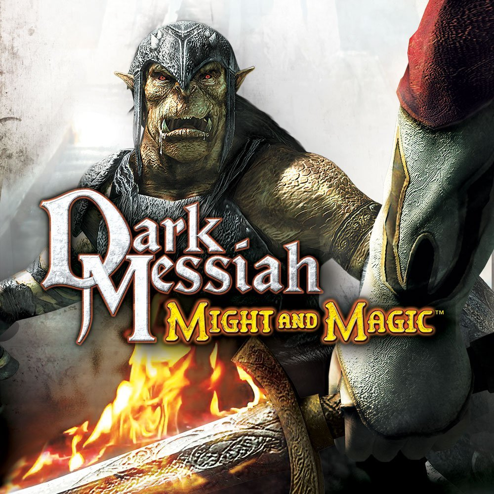 DARK MESSIAH OF MIGHT AND MAGIC (SCAN/STEAM) RU