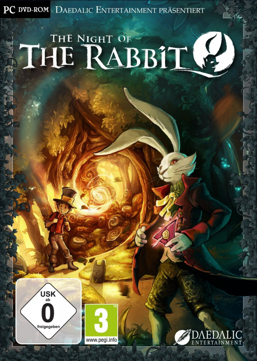 THE NIGHT OF THE RABBIT (STEAM/PHOTO)