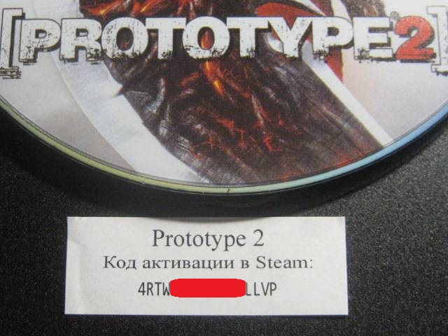 PROTOTYPE 2 RADNET EDITION (STEAM / ФОТО)