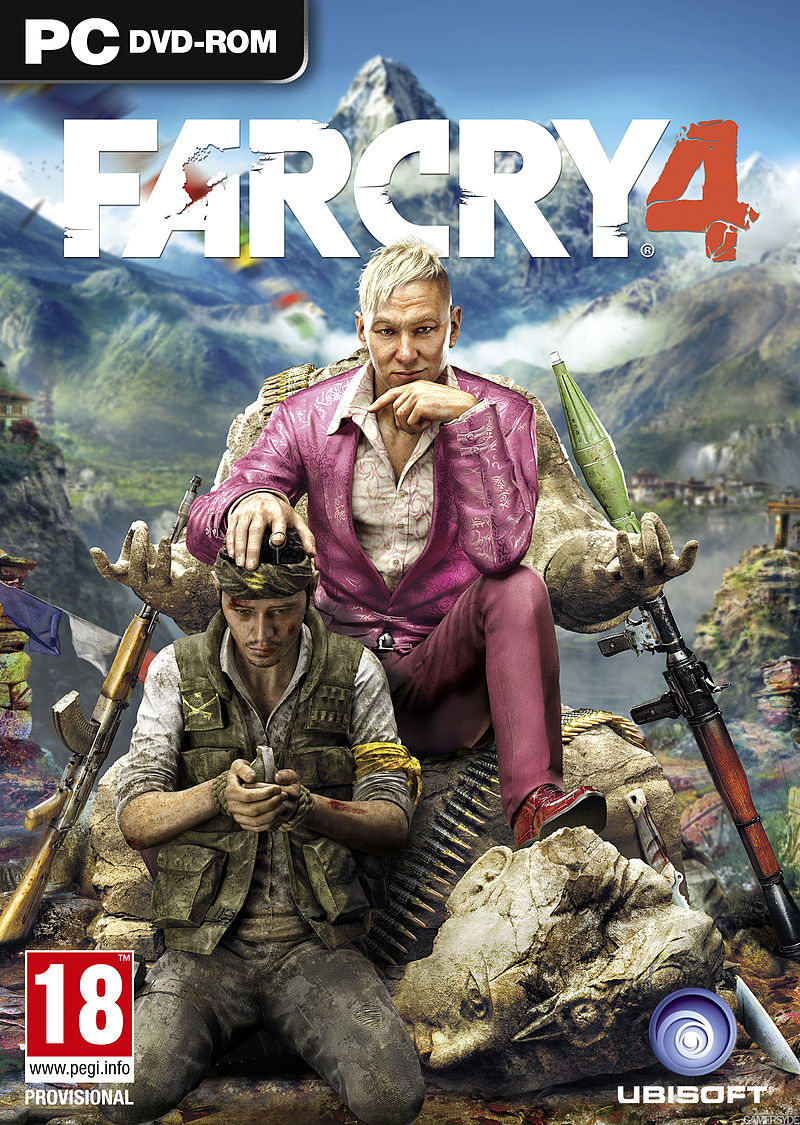 FAR CRY 4 STANDART EDITION - RU VERSION (UPLAY)