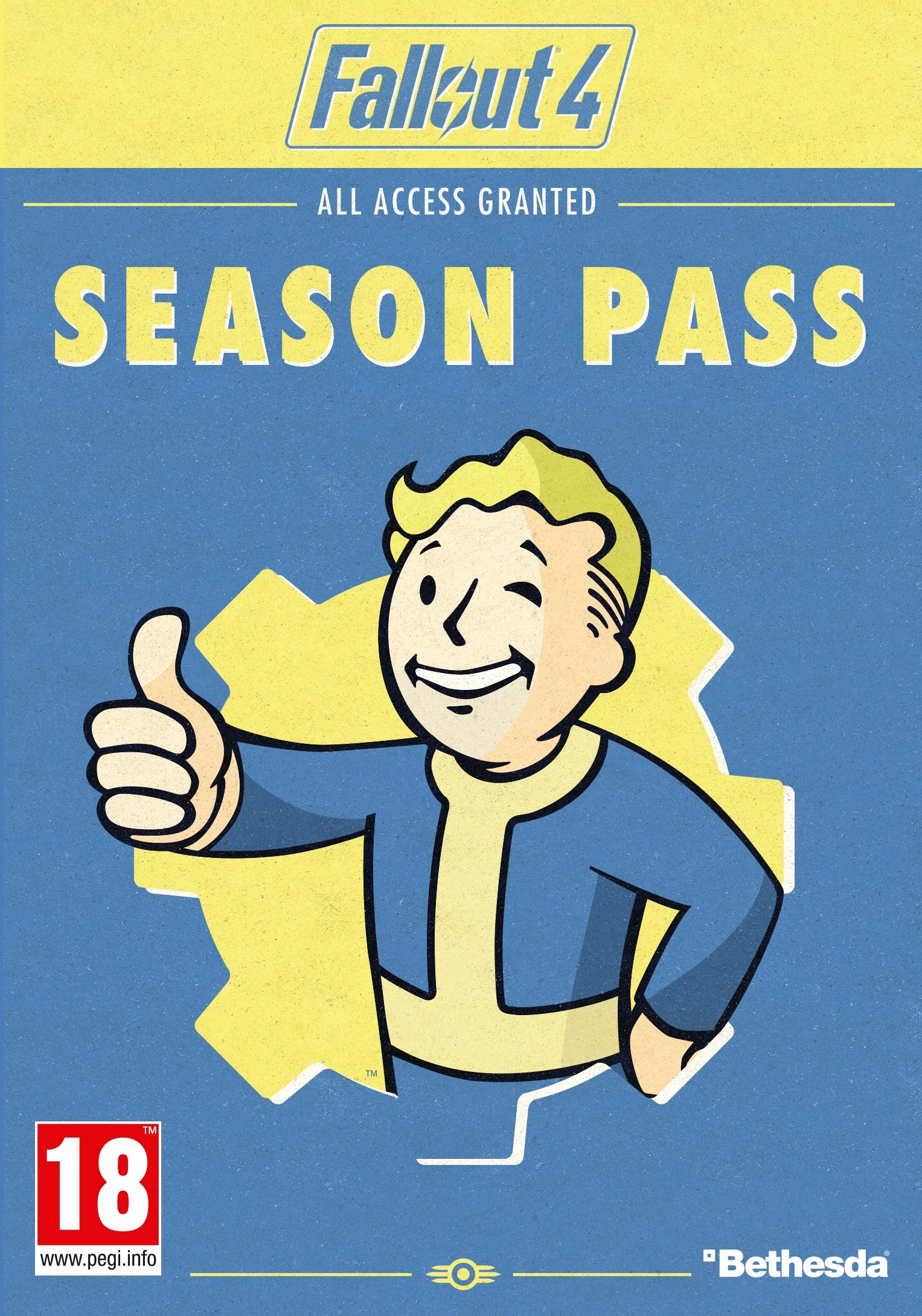 Fallout 4 Season Pass REGION FREE / STEAM