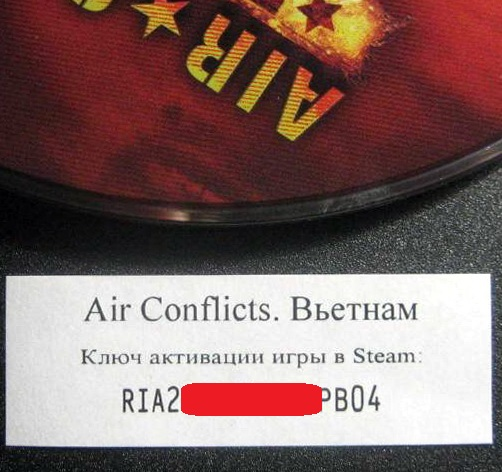 Air Conflicts: Vietnam (STEAM KEY)