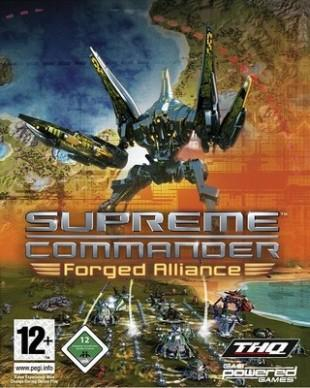 SUPREME COMMANDER + FORGED ALLIANCE GOLD (STEAM КЛЮЧ)