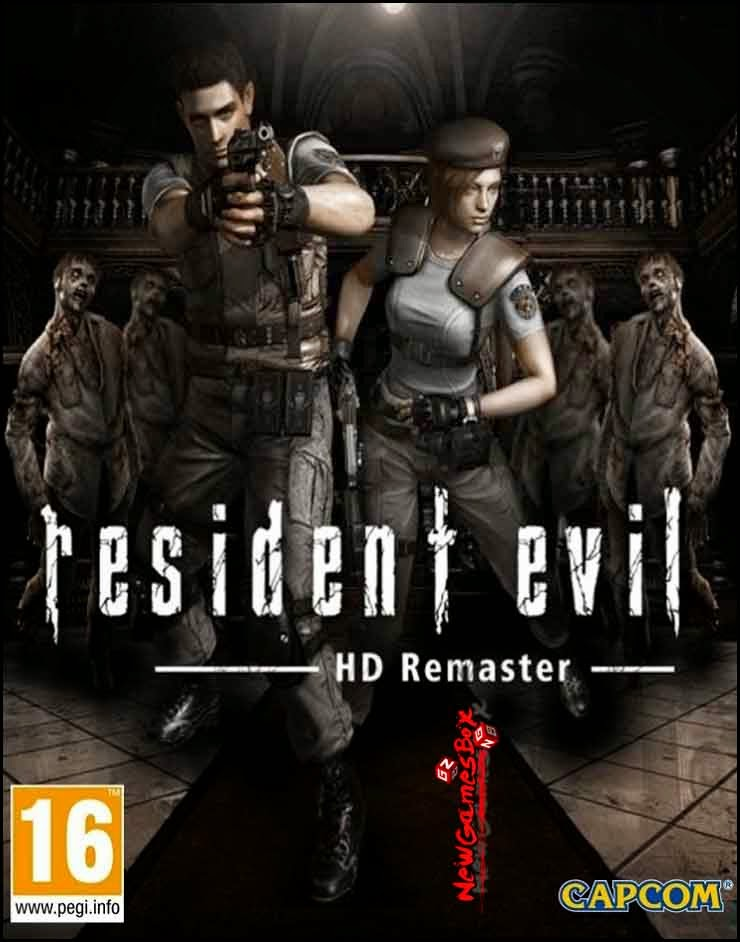 RESIDENT EVIL - BIOHAZARD - HD REMASTER (PHOTO/STEAM)
