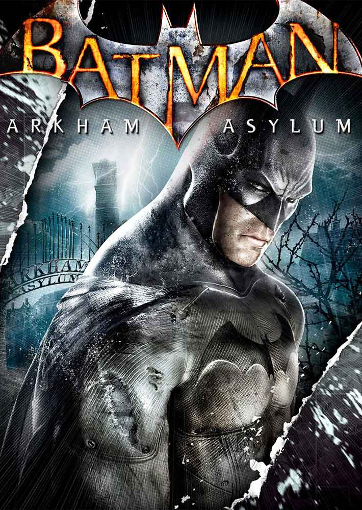 BATMAN: ARKHAM ASYLUM GOTY (STEAM) SCAN