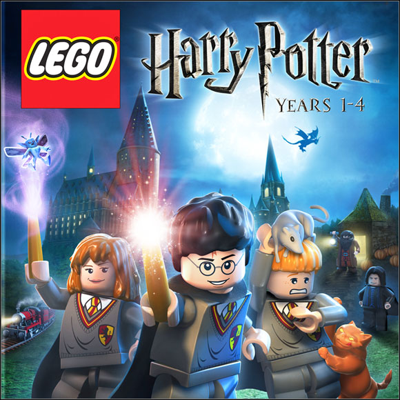 LEGO HARRY POTTER: YEARS 1-4 (STEAM) SCAN