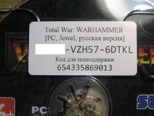 TOTAL WAR: WARHAMMER - РУССКАЯ ВЕРСИЯ (STEAM / ФОТО)