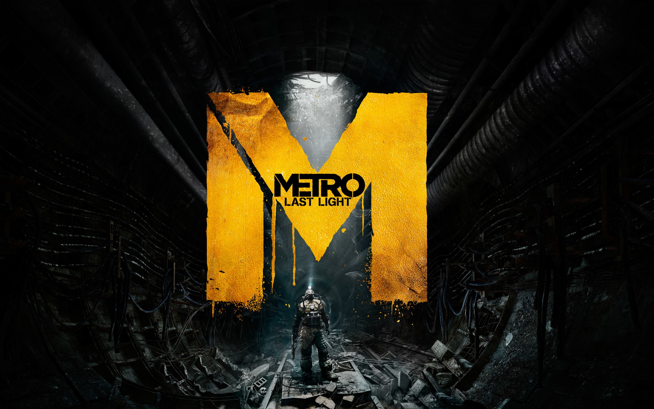 Metro: Last Light + Last Light Ranger Pack (STEAM Key)