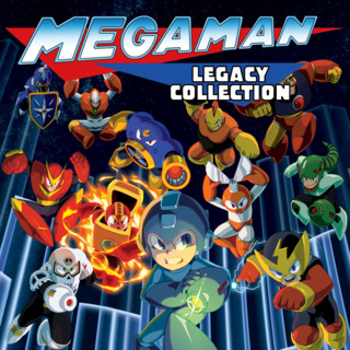 Mega Man Legacy Collection (STEAM)