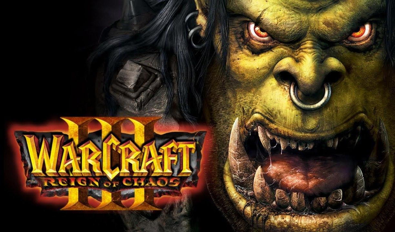 Warcraft 3: The Reign of Chaos (Battle.net) Region Free