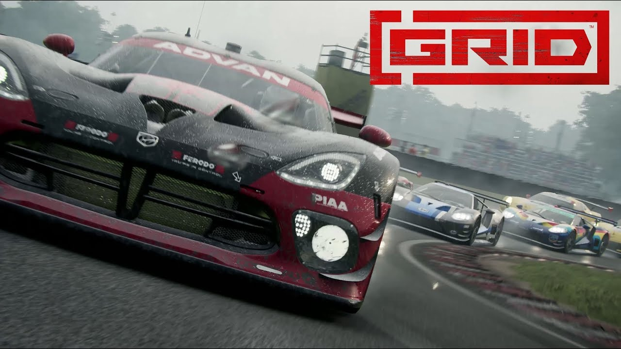 GRID 2019 (STEAM Key) Region Free