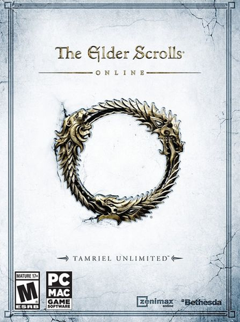 THE ELDER SCROLLS ONLINE TAMRIEL UNLIMITED REGION FREE