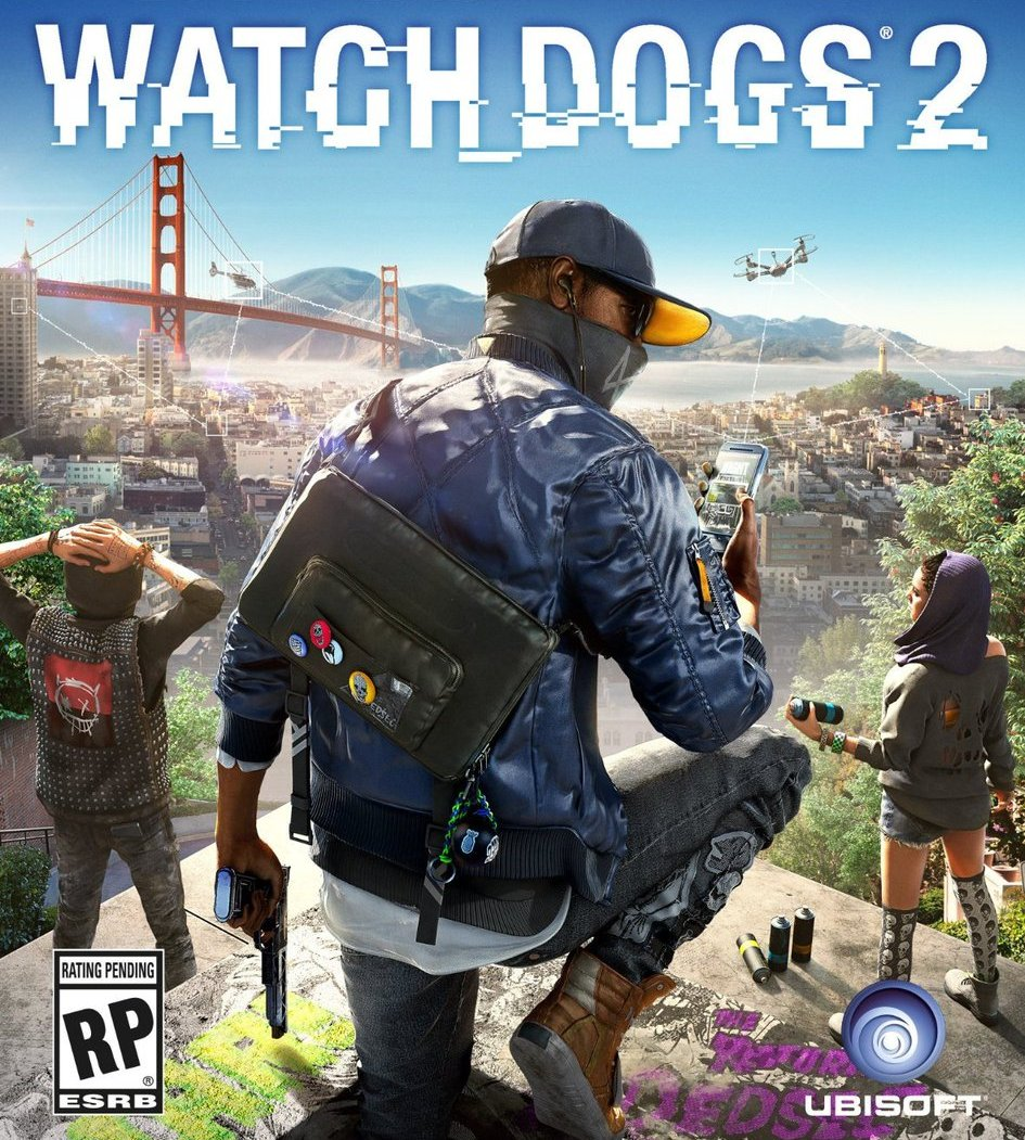 WATCH DOGS 2 - DELUXE (UPLAY KEY)