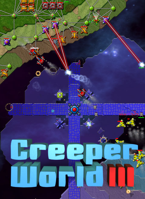 Creeper World 3 Arc Eternal (STEAM)