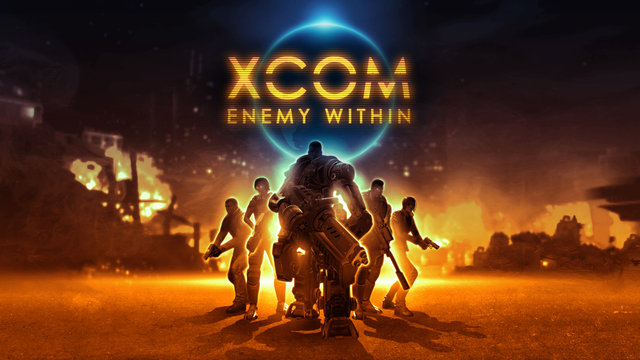 XCOM Enemy Within DLC (STEAM)