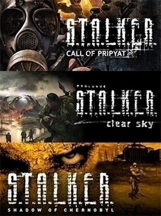 STALKER / S.T.A.L.K.E.R.: BUNDLE (STEAM Key) Global