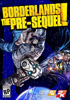 Borderlands The Pre-Sequel (STEAM Key) Region Free