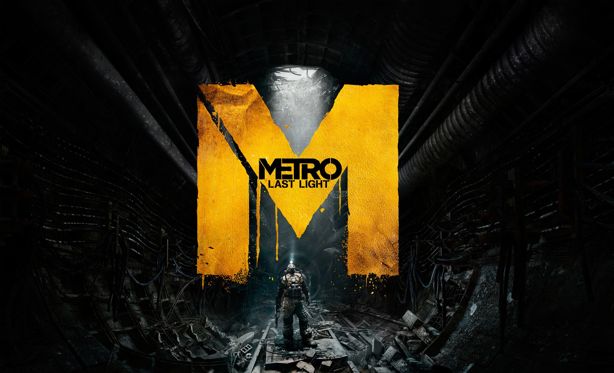Metro: Last Light (STEAM Key) RU