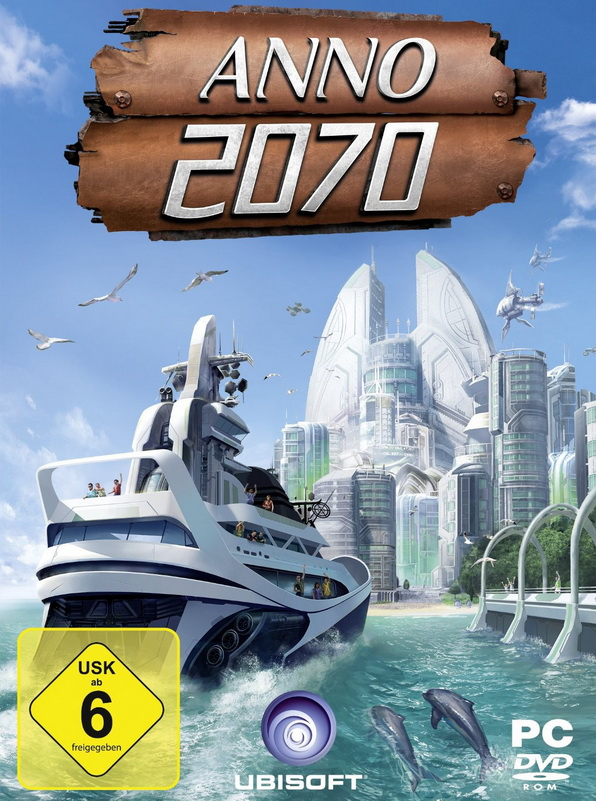 ANNO 2070 STANDART EDITION (WORLDWIDE)
