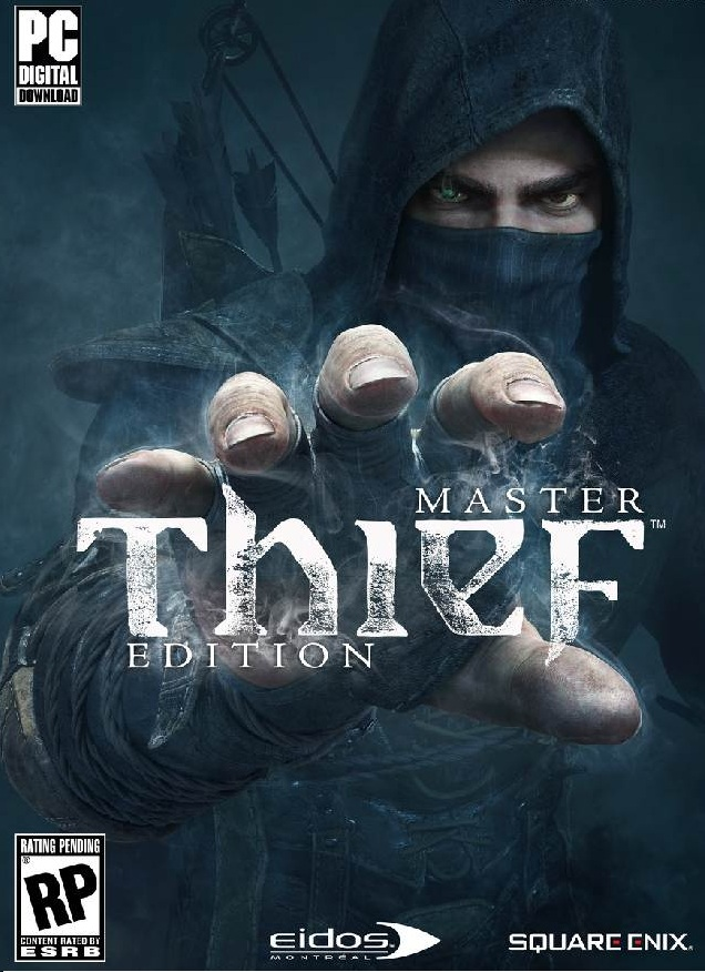 THIEF 2014 - RU - BOP (PHOTOS / STEAM)