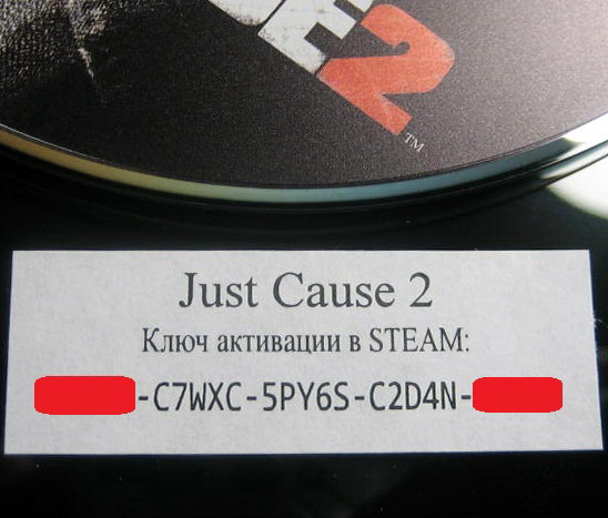 JUST CAUSE 2 (RU) STEAM / PHOTO