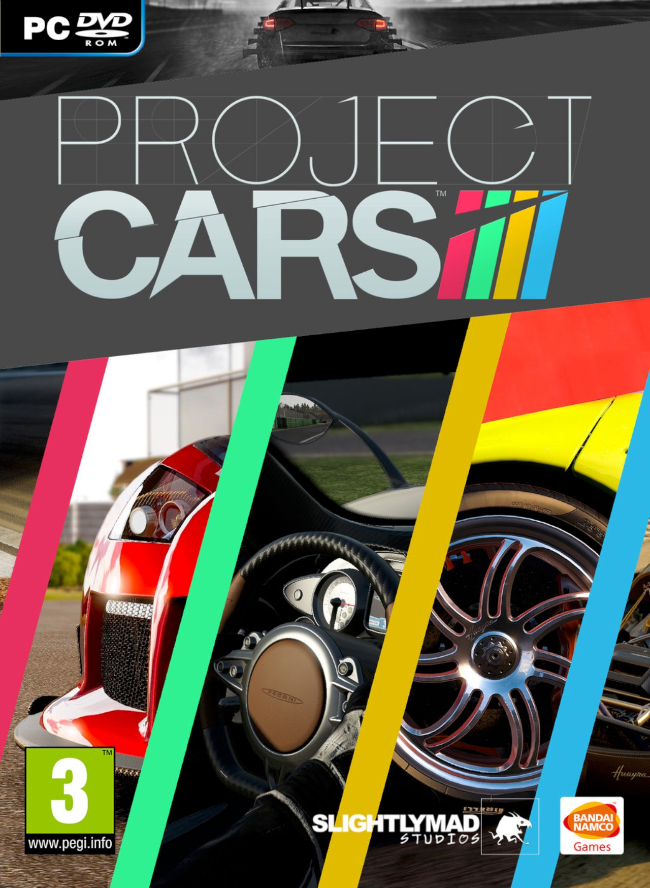 PROJECT CARS (STEAM KEY) RU VERSION