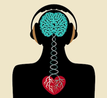 Binaural beats activating and balancing