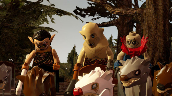 LEGO® The Hobbit™ (Steam Gift / RU & CIS)