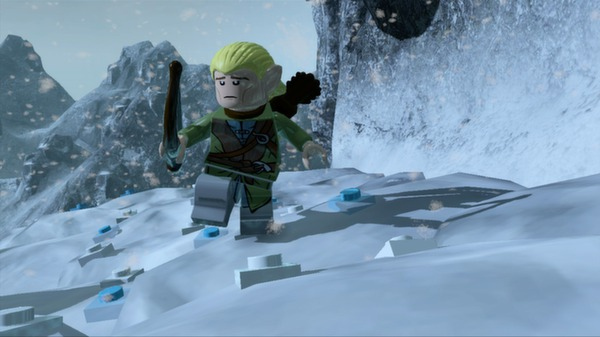 LEGO Lord of the Rings (Steam Gift/RU&CIS)