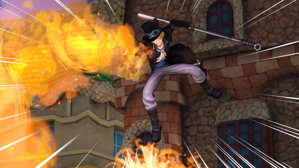 ONE PIECE PIRATE WARRIORS 3 Gold Edition (RU & CIS)