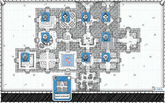 Guild of Dungeoneering (Steam Gift/ RU & CIS)