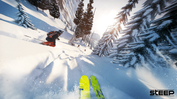 Steep (Steam Gift/ RU & CIS)