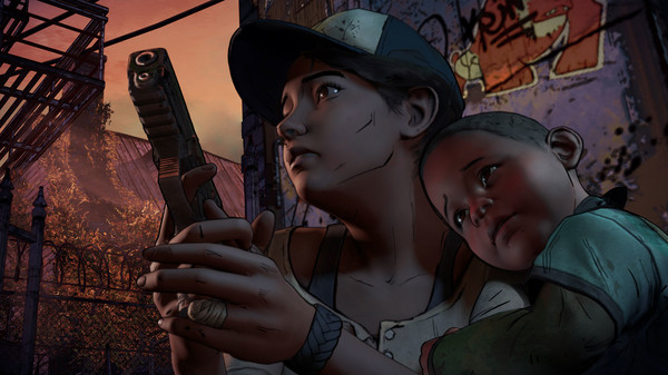 The Walking Dead: A New Frontier (Steam Gift/ RU & CIS)