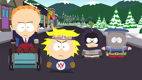 Скриншот  2 - South Park: The Fractured but Whole (Steam)