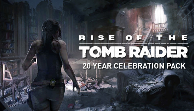 Rise of the Tomb Raider: 20 Year Celebration Steam Gift