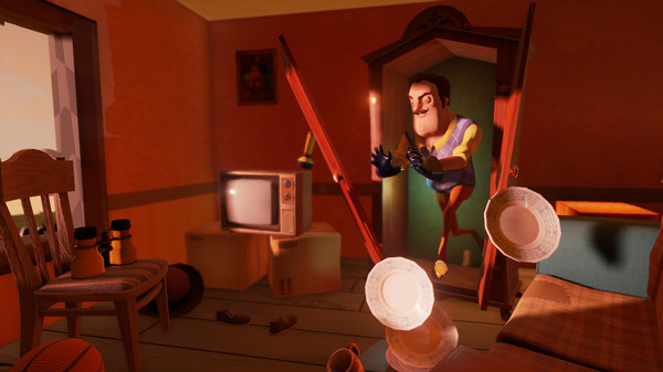 Hello Neighbor (Steam Gift/ RU & CIS)