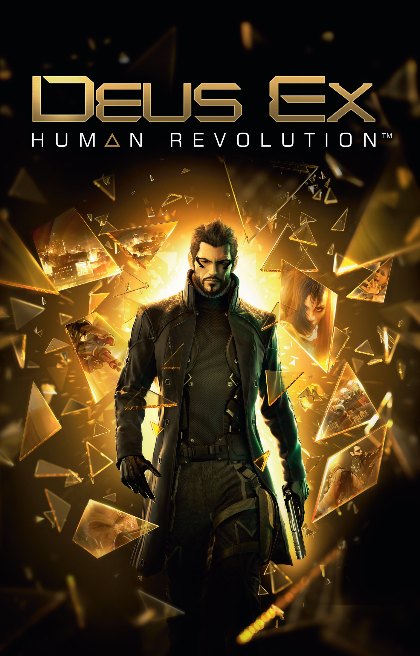 Deus Ex: Human Revolution STEAM RU/CIS