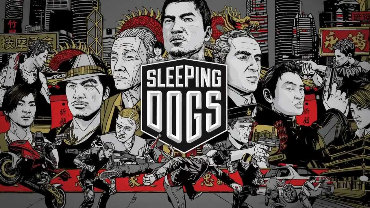 Sleeping Dogs (Ключ Steam)