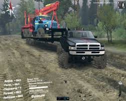 Spintires Steam KEY (ROW)
