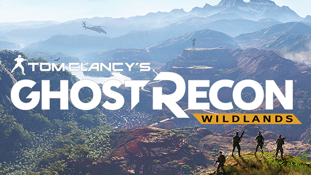 Tom Clancy´s Ghost Recon Wildlands [Аккаунт Uplay]
