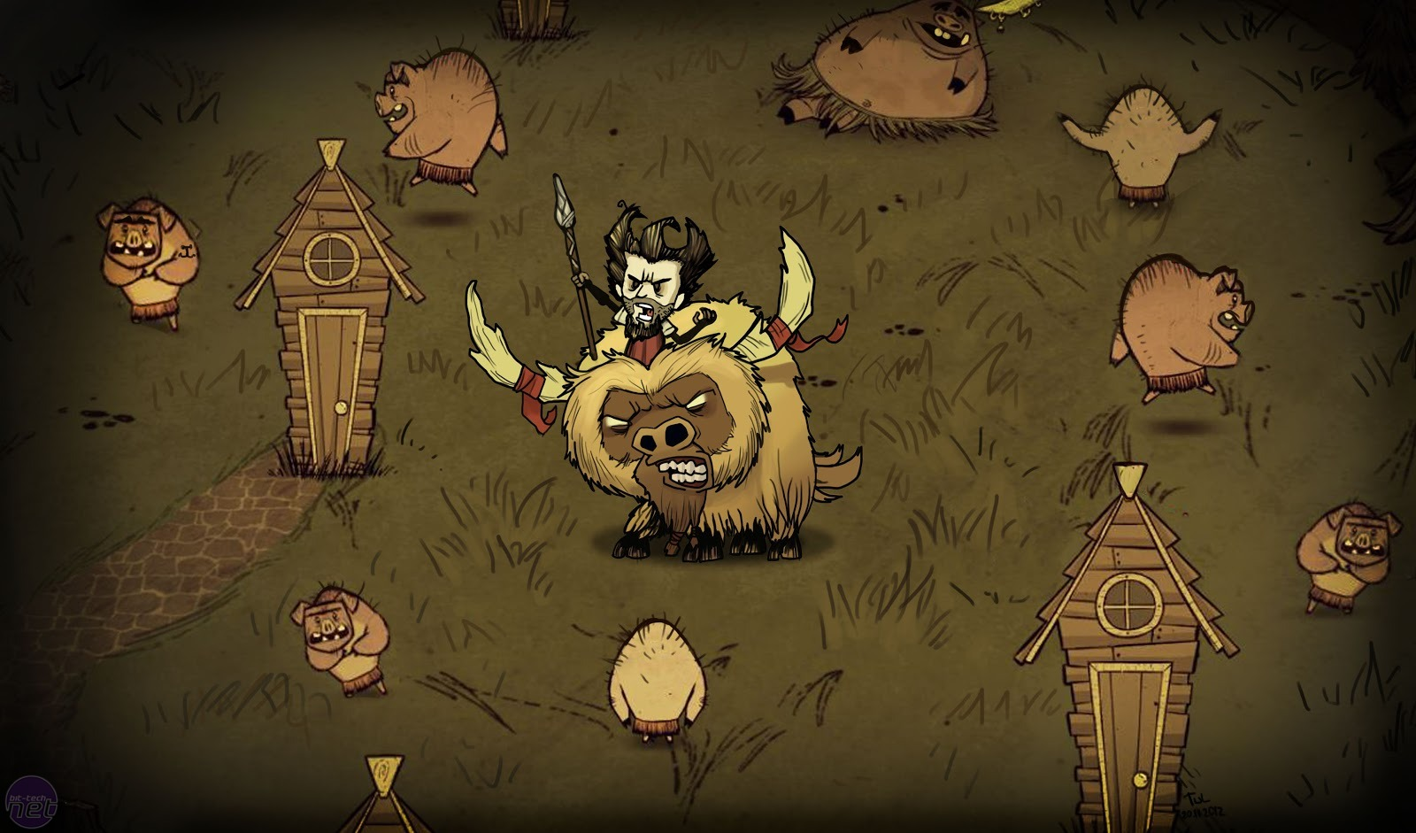 Don´t Starve Steam Gift (Reg Free / GLOBAL / ROW)