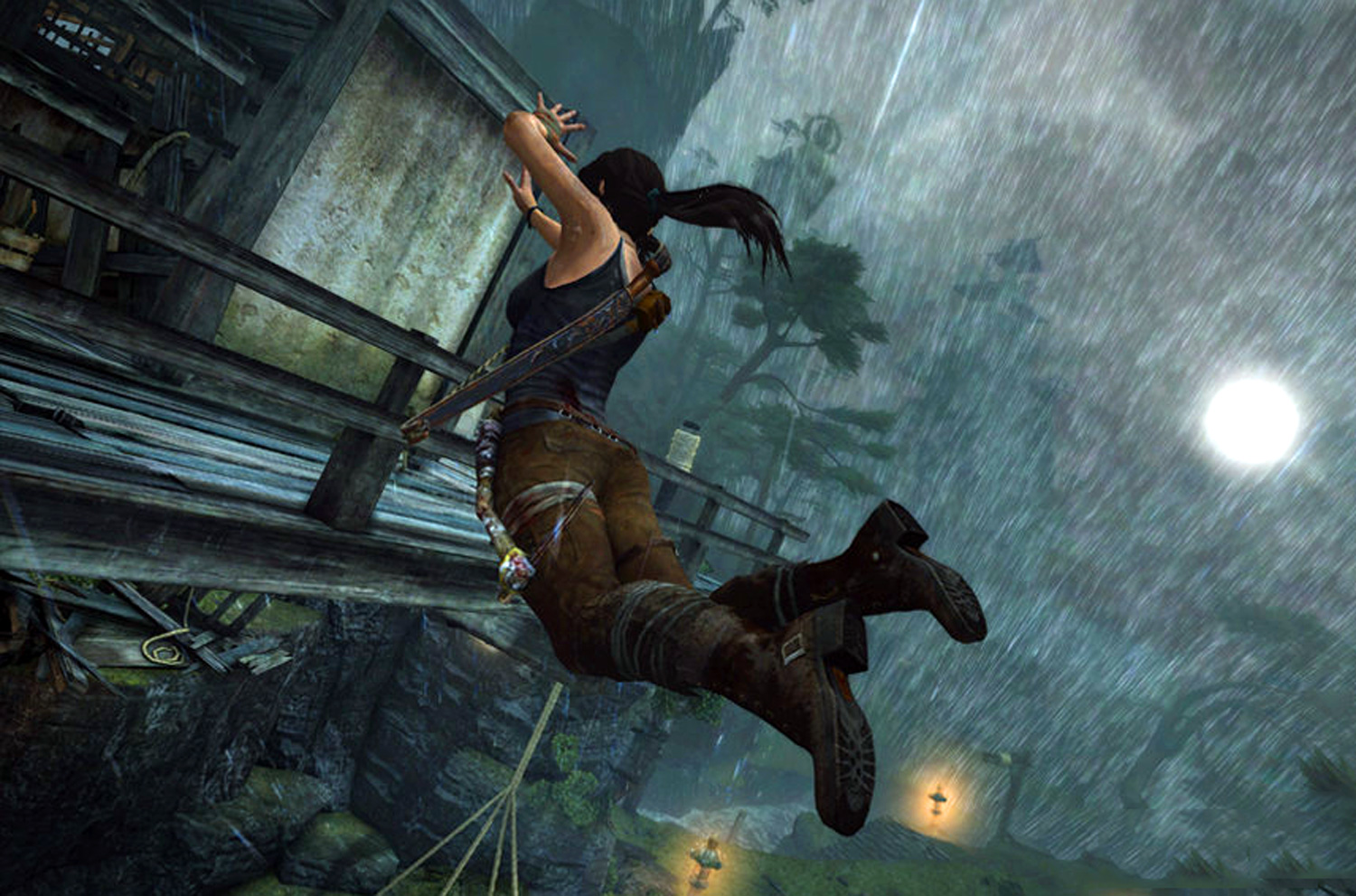 Tomb Raider 2013 (Reg Free / GLOBAL / ROW)