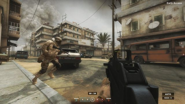 insurgency (Reg Free / GLOBAL / ROW)