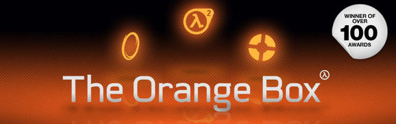 The Orange Box Half-Life Portal STEAM GIFT (RU+CIS)