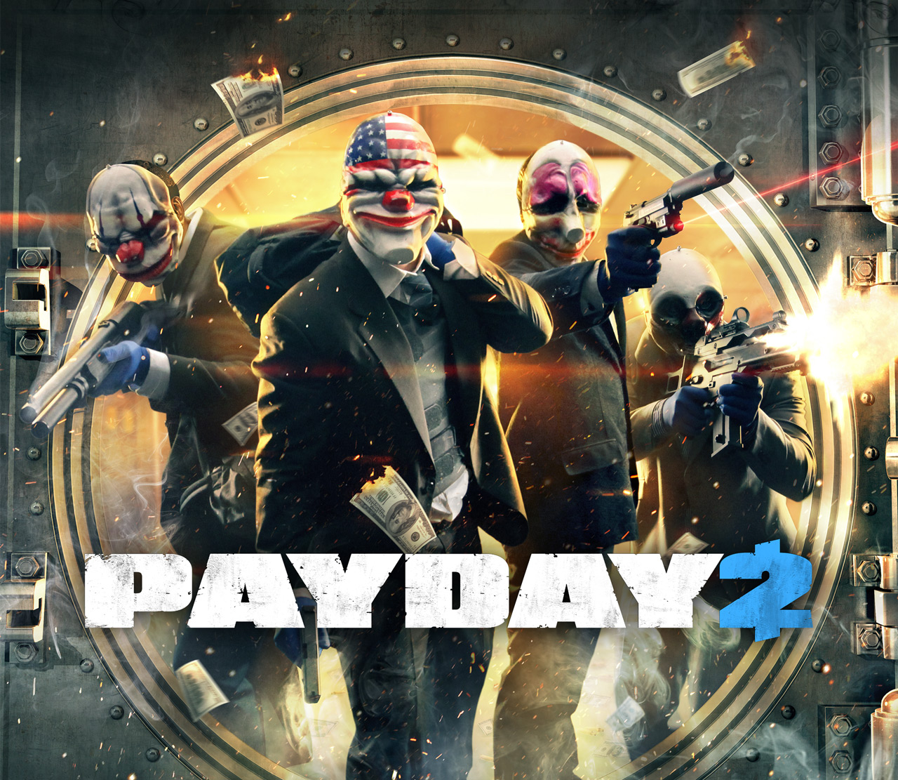 Payday 2 (Reg Free / GLOBAL / ROW)