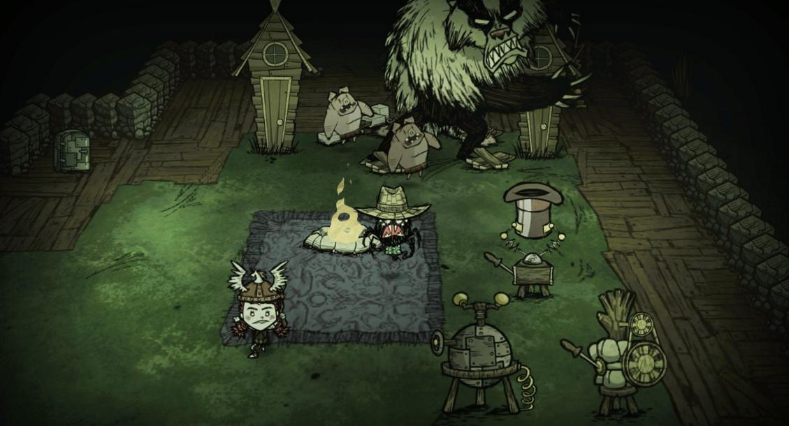 Don´t Starve Together (Steam Gift / ROW / Region Free)