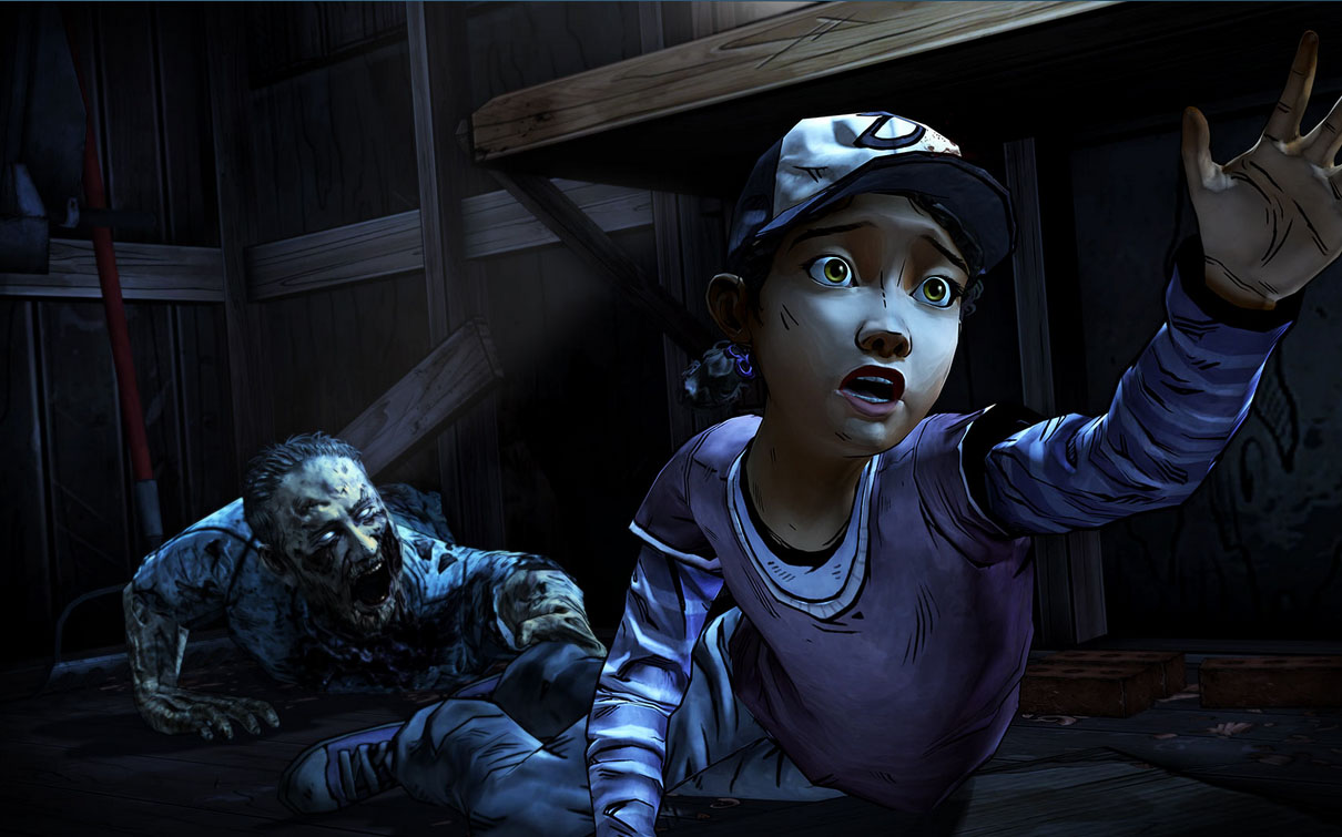 The Walking Dead: Season 2 (Steam Gift [RU+CIS])