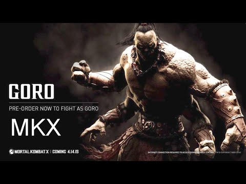 Mortal Kombat X (Steam KEY/RegionFree) +Goro +Discounts