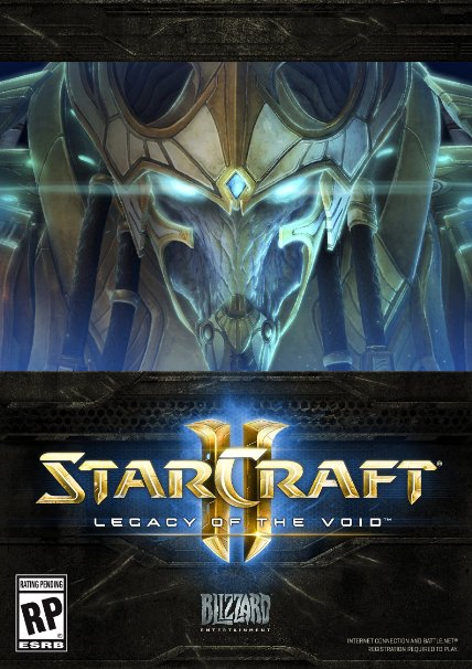 Купить StarCraft 2 II: LEGAСY OF THE VOID (RU) - СКАН + СКИДКИ